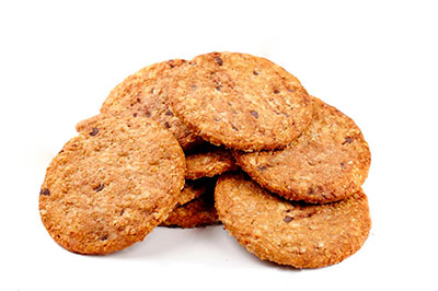 oat and chocolate digestive biscuits