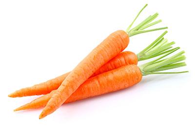 Spiral carrots